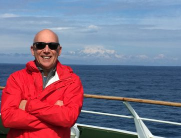 Travel – Off the coast of Alaska